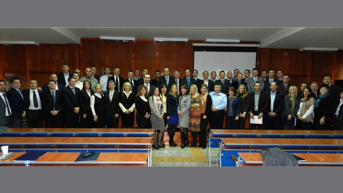 Strategic management capacity development in Ministry of Interior of Republic of Serbia